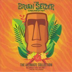 BRIAN SETZER ORCHESTRA THE ULTIMATE COLLECTION .RECORDED LIVE VOL.1